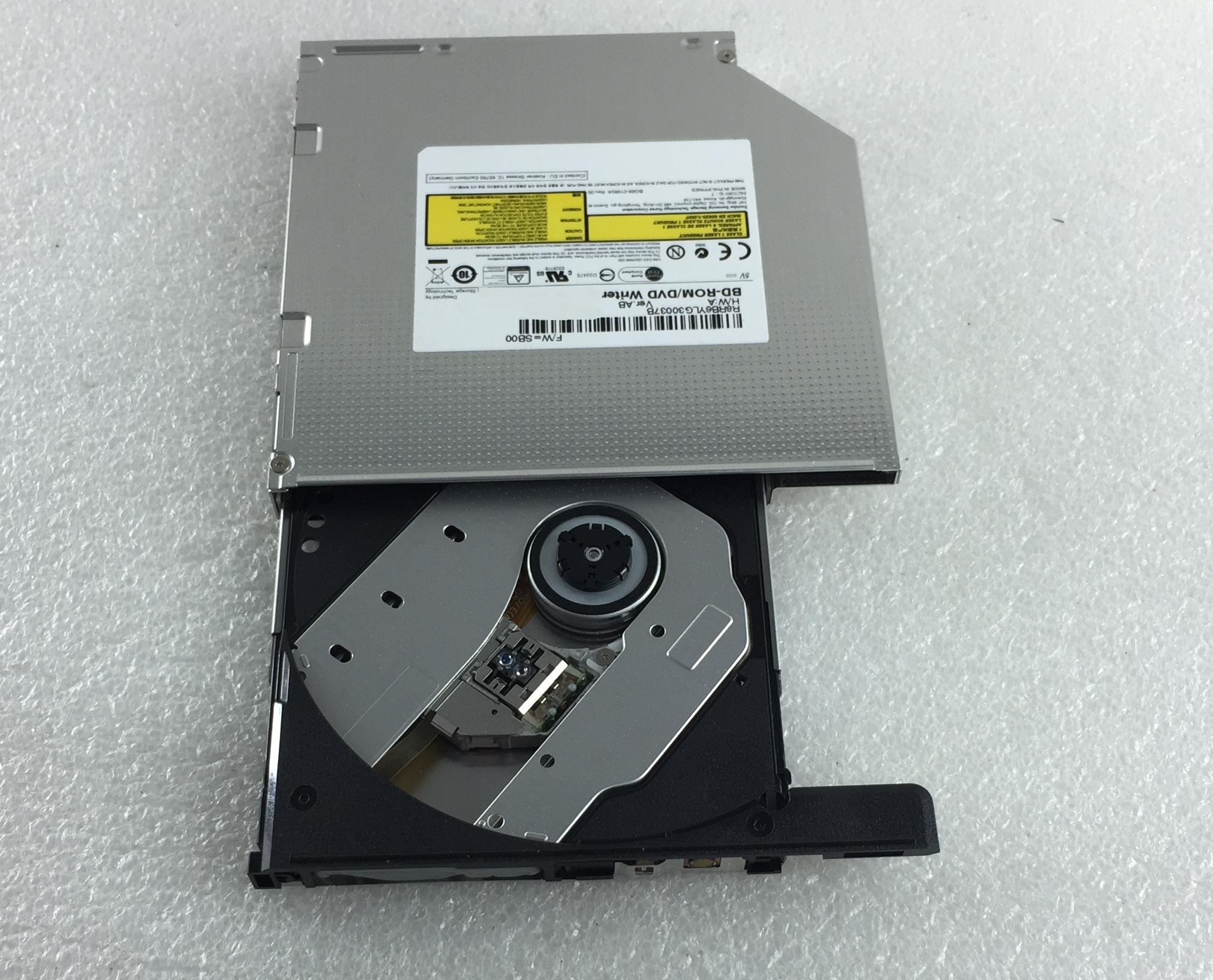 Dell INSPIRON 1525 PP29L Blu-Ray DVD CD Optical drive SATA RW SN-406 ...